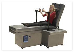 Arm-Chest Toning Table