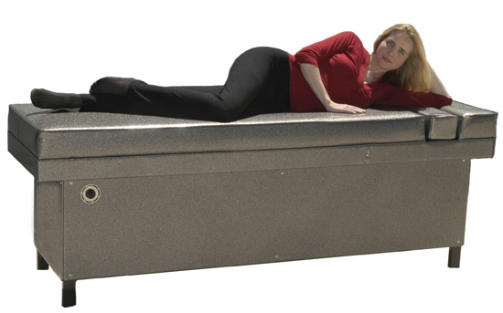 Vibrator Toning Table